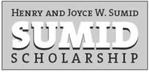 The Henry and Joyce W. Sumid Scholarship