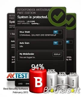 صورة برنامج Bitdefender Antivirus