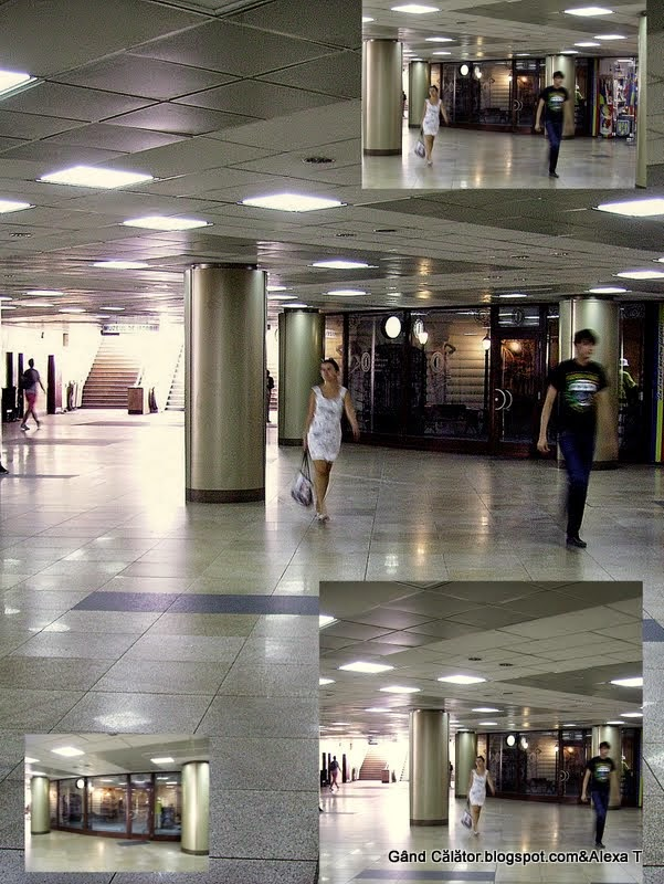 At the Piata Universitatii metro station, in the Universitate underpass it can be found a Tourist Information Centre.