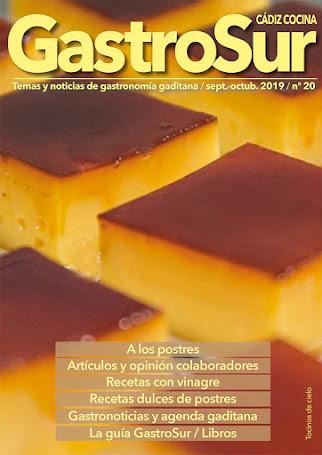 GastroSur nº20 portada