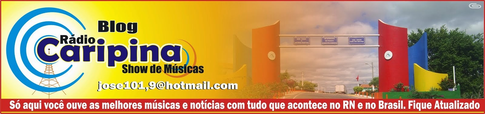 # Web Rádio Caripina #