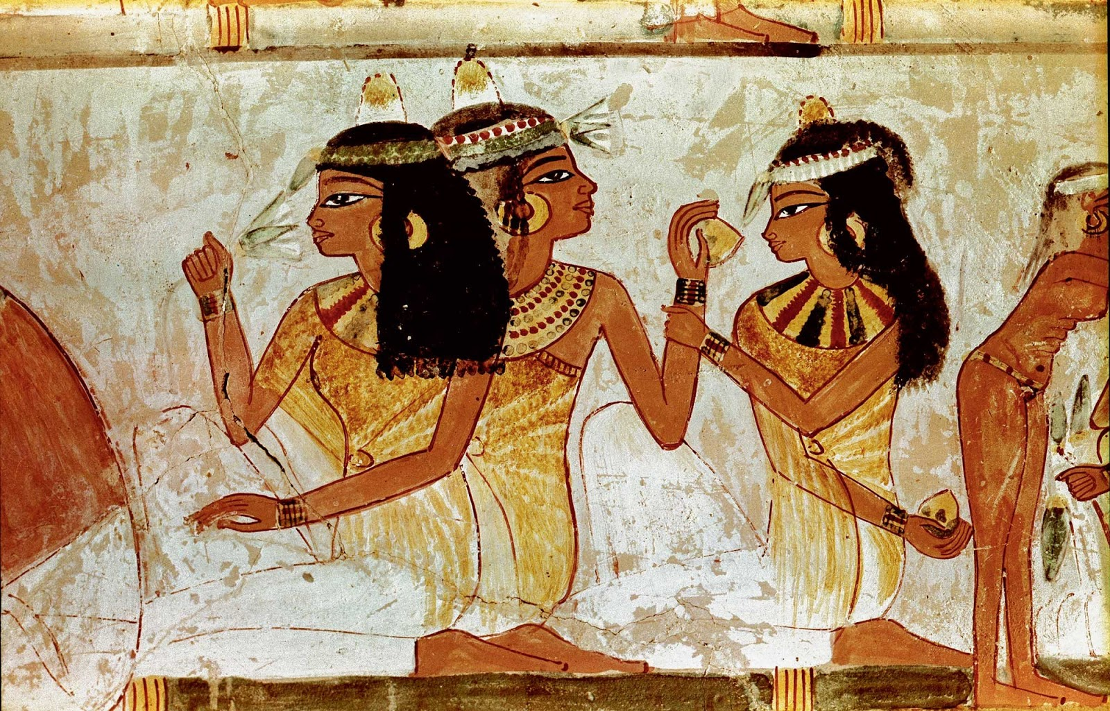 the role and status of egyptian women in the ancient times