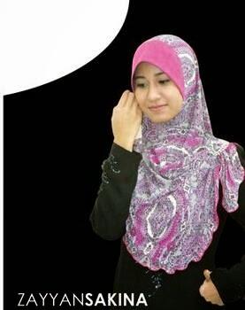 Zayyan Sakina Motif