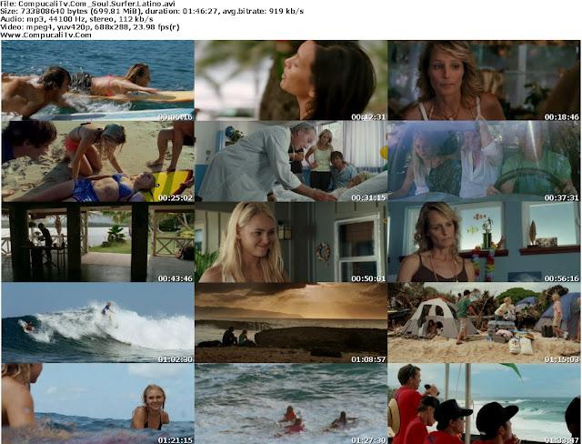 Alma de Surfista DVDRip [Español Latino] Descarga 1 Link [2011]