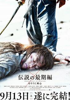 Rurouni Kenshin: La leyenda termina (2014) Online