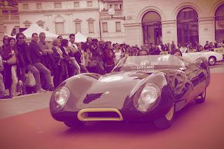 Lotus Eleven Barchetta