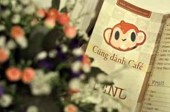 Quán cà phê 'quý tộc' ở khu sinh viên, café may lanh, café take away, quan café dep, café y, mon ngon ha noi, café ha noi, diem an uong ngon
