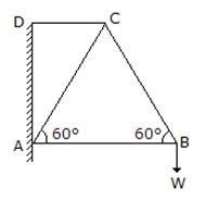 Engineering Mechanics question no. 03, set 18