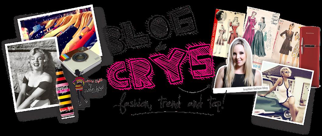 Blog da Crys