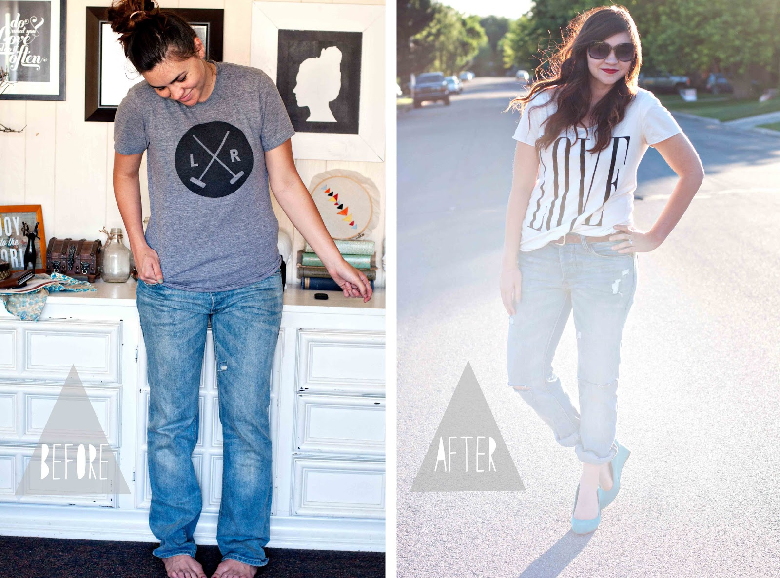 Forum on this topic: How to Make Your Boyfriend Jeans Look , how-to-make-your-boyfriend-jeans-look/