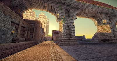 [Maps] Minecraft Terra Incognita Map 1.6.4/1.6.2