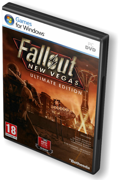 Fallout - New Vegas Ultimate Edition [Multi Esp] [PCGame ...