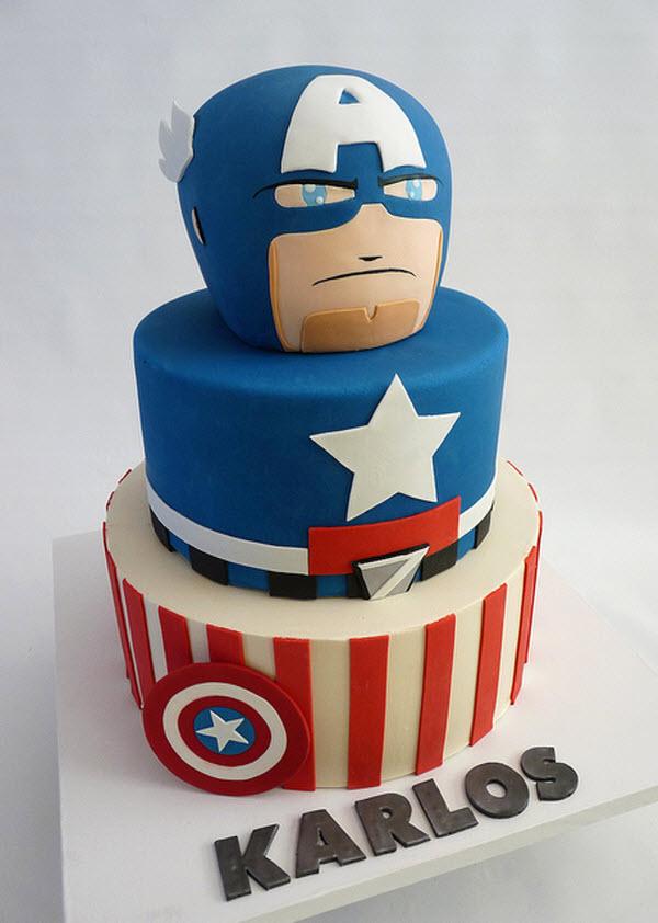 21 Spectacular Super Cool Geeky Birthday Cakes Dashing Hub