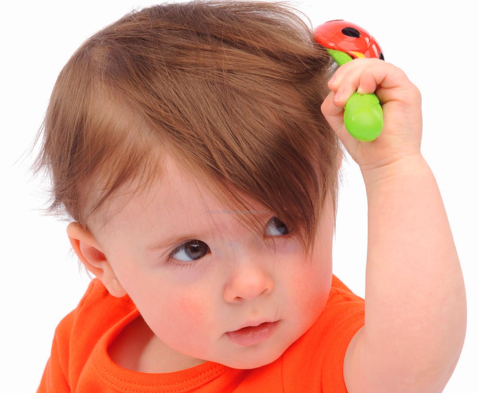 У ребёнка выпали волосы