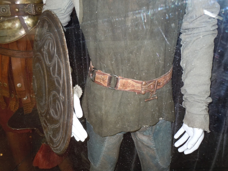 The Eagle movie costume belt