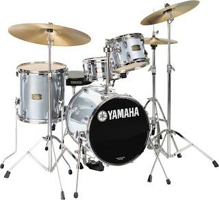 Yamaha Drum Set - Manu Katche Signature Junior Drum Kit