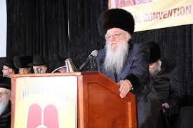 Novominsker Condemns Mizrachi