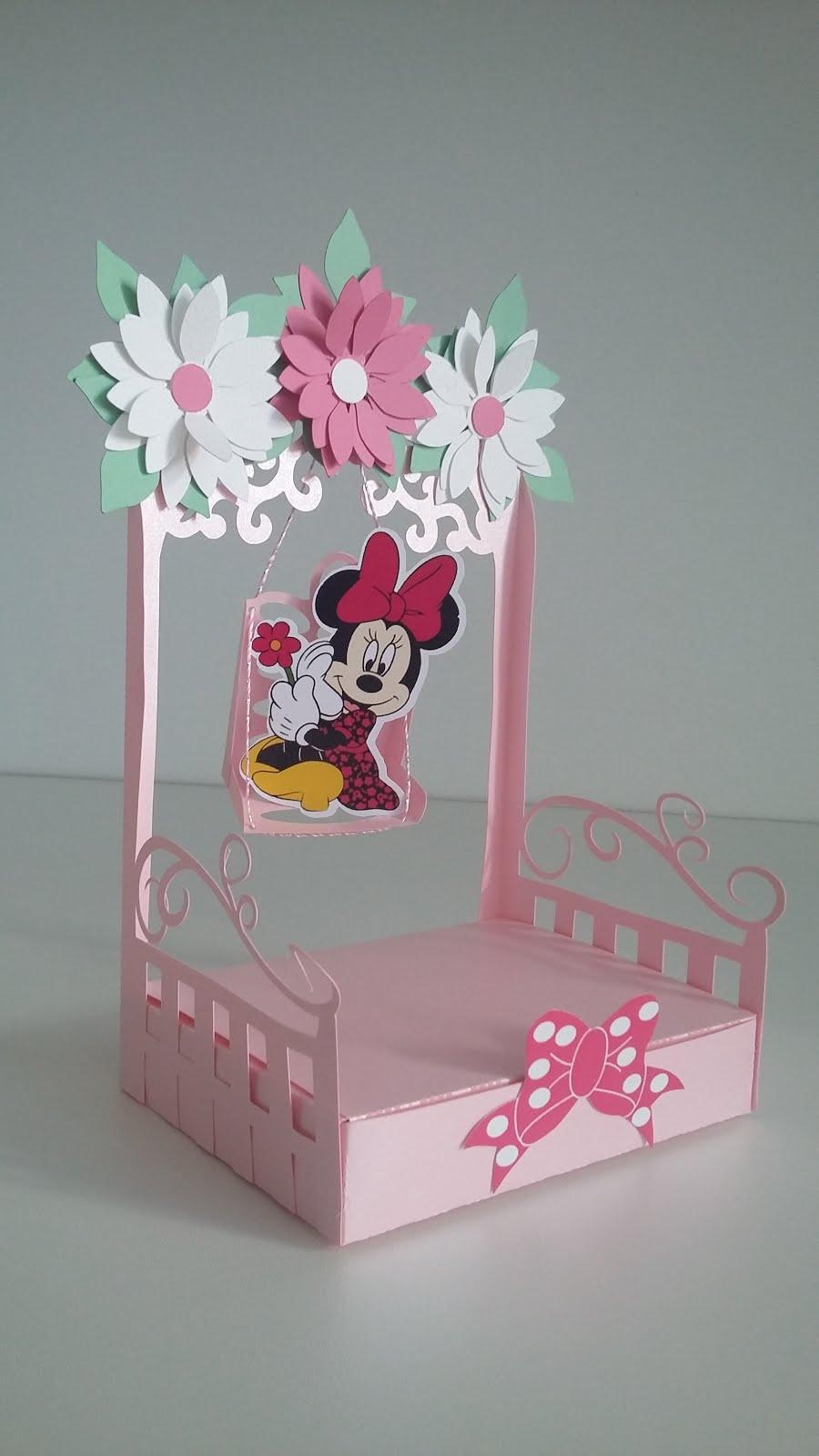 Balanço da Minnie