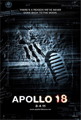 Apollo 18, 2011, Movie, poster