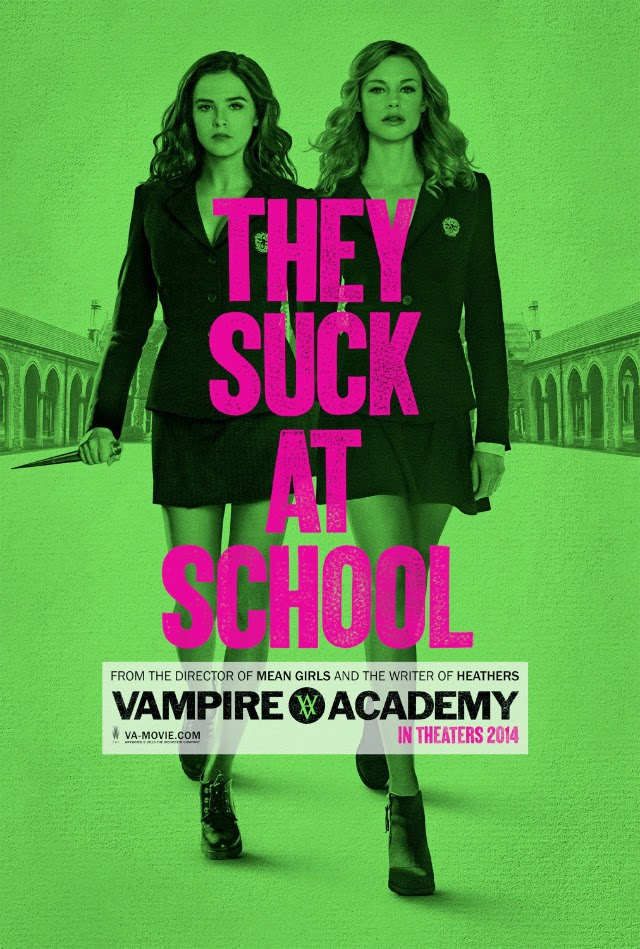 Vampire Academy - Solo Full Películas