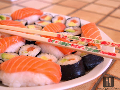 Maki sau sushi