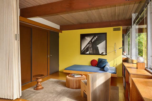 Richard Neutra Architekten Haus in Los Angeles - Fifties Design von Vitra