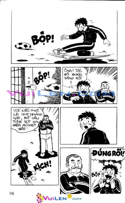 Jindodinho - Đường Dẫn Đến Khung Thành III  Tập 11 page 98 Congtruyen24h