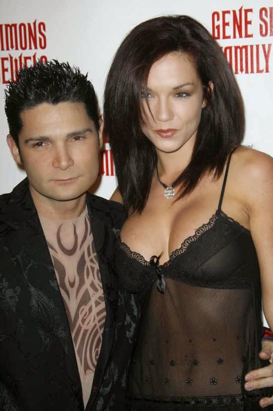 Corey feldman naked wife photos sex dildo