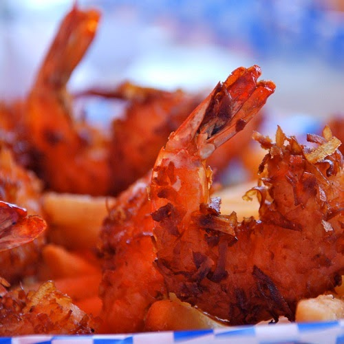 http://secretcopycatrestaurantrecipes.com/red-lobster-pina-colada-shrimp-recipe/