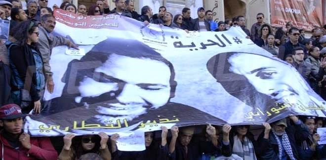 والد نذير القطاري يحمّل الحكومة مسؤولية التحرّي في مصير ابنه وجلبه من ليبيا