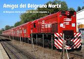 Ahora Amigos del Belgrano Norte en Facebook
