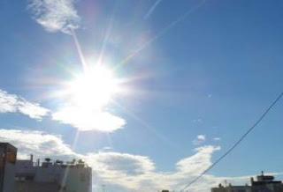 Βελτίωση του καιρού με άνοδο της θερμοκρασίας