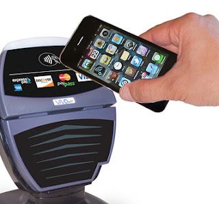iphone5 NFC