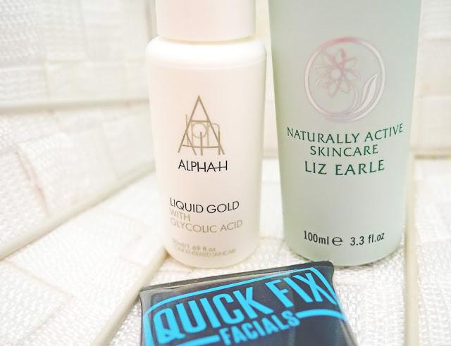 AlphaH Liquid Gold Liz Earle