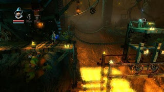 games Download   Trine   PC   (2009)