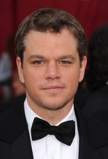 'Elysium' star Matt Damon says his daughter was fascinated with 'his lack of hair'