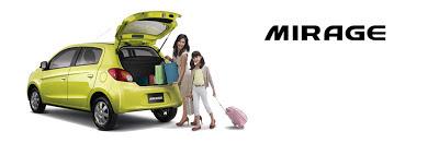 Gambar Mitsubishi Mirage Glx