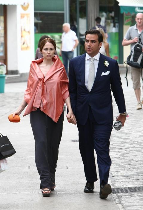 Matrimonio Manuel Romano : Oggi sposi noemi letizia al matrimonio del cognato a