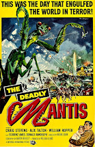 DEADLY MANTIS