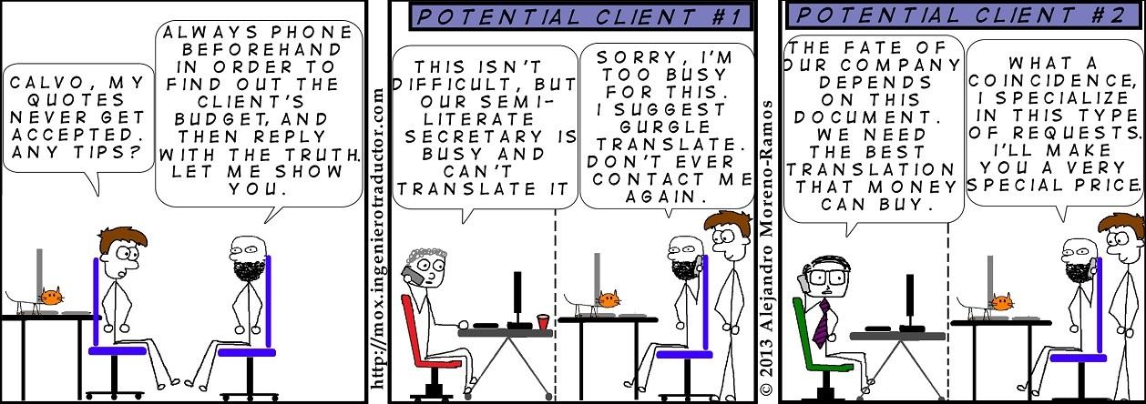 cartoon translation quotes
