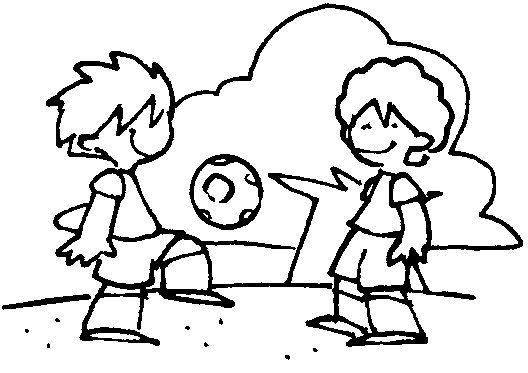 Dibujos deportes y salud