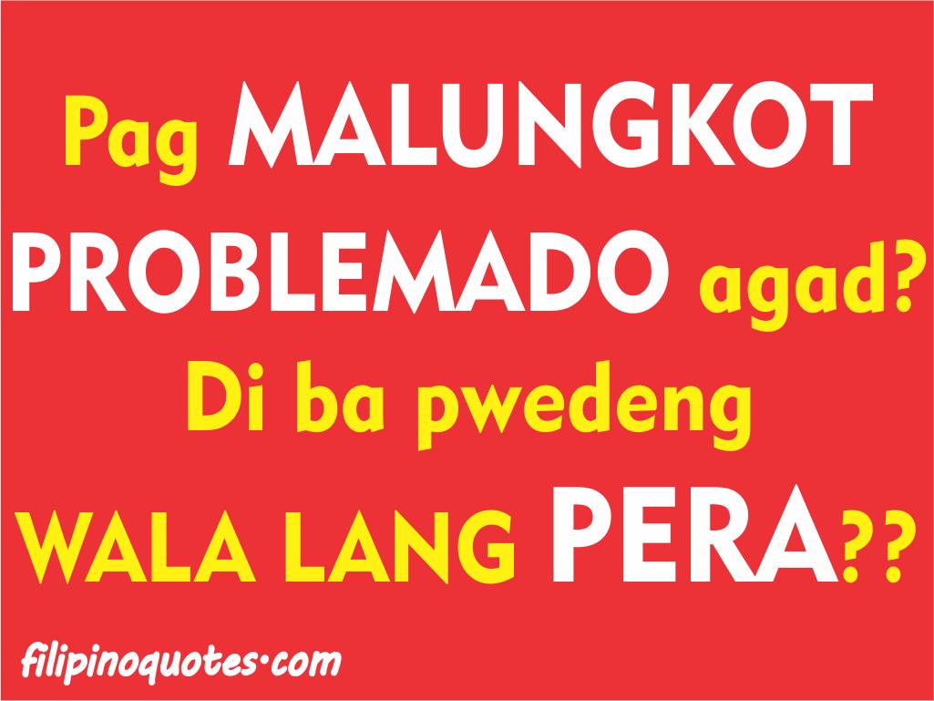 Di Ba Pwedeng Quotes - Tagalog Love Quotes