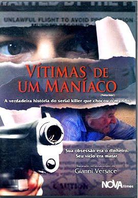 Filme Poster Vítimas de Um Maníaco DVDRip XviD & RMVB Dublado