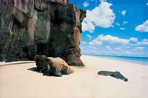 Australia's Fraser Island Beach