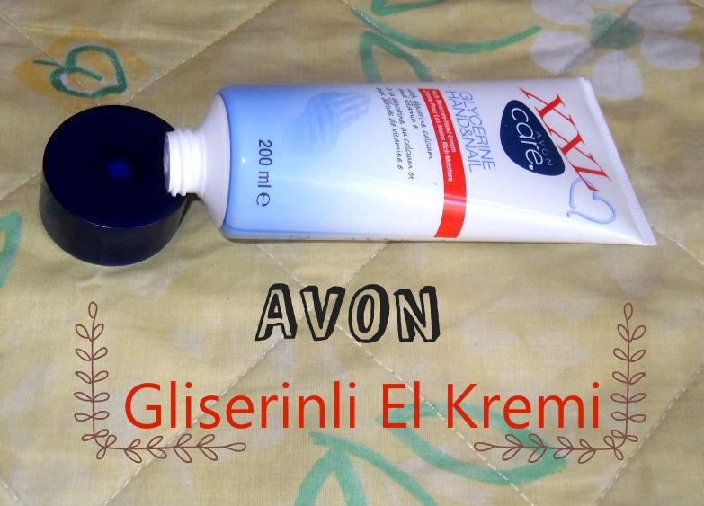 Avon XXL Gliserinli El Kremi