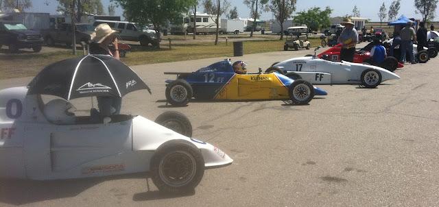 Formula Ford, Pacific Formula F, Formula F, F1600