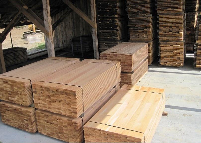 Planches pour remorque / Flatbed flooring