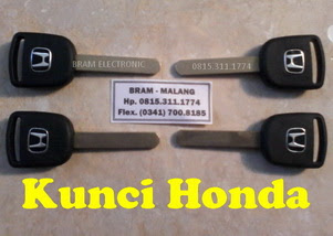 Kunci Honda Odyssey
