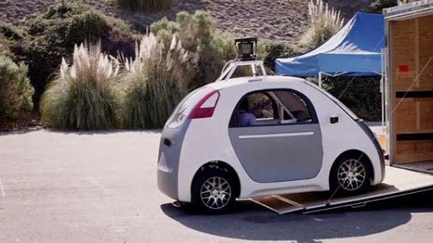 El coche de Google que se conduce solo