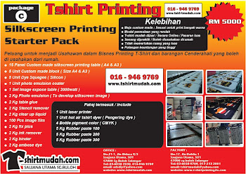 SILKSCREEN PRINTING Package C